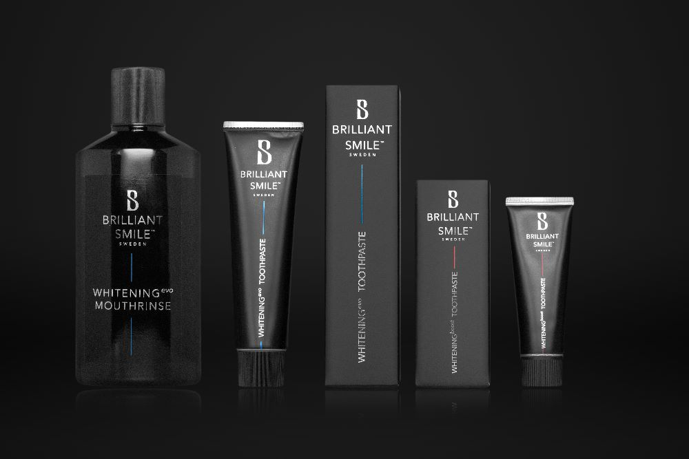 Oral care black